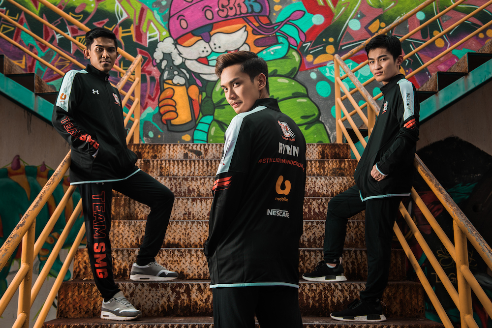 No puedo leer ni escribir tubo Promesa  Team SMG establishes one-year deal with Under Armour - Esports Insider