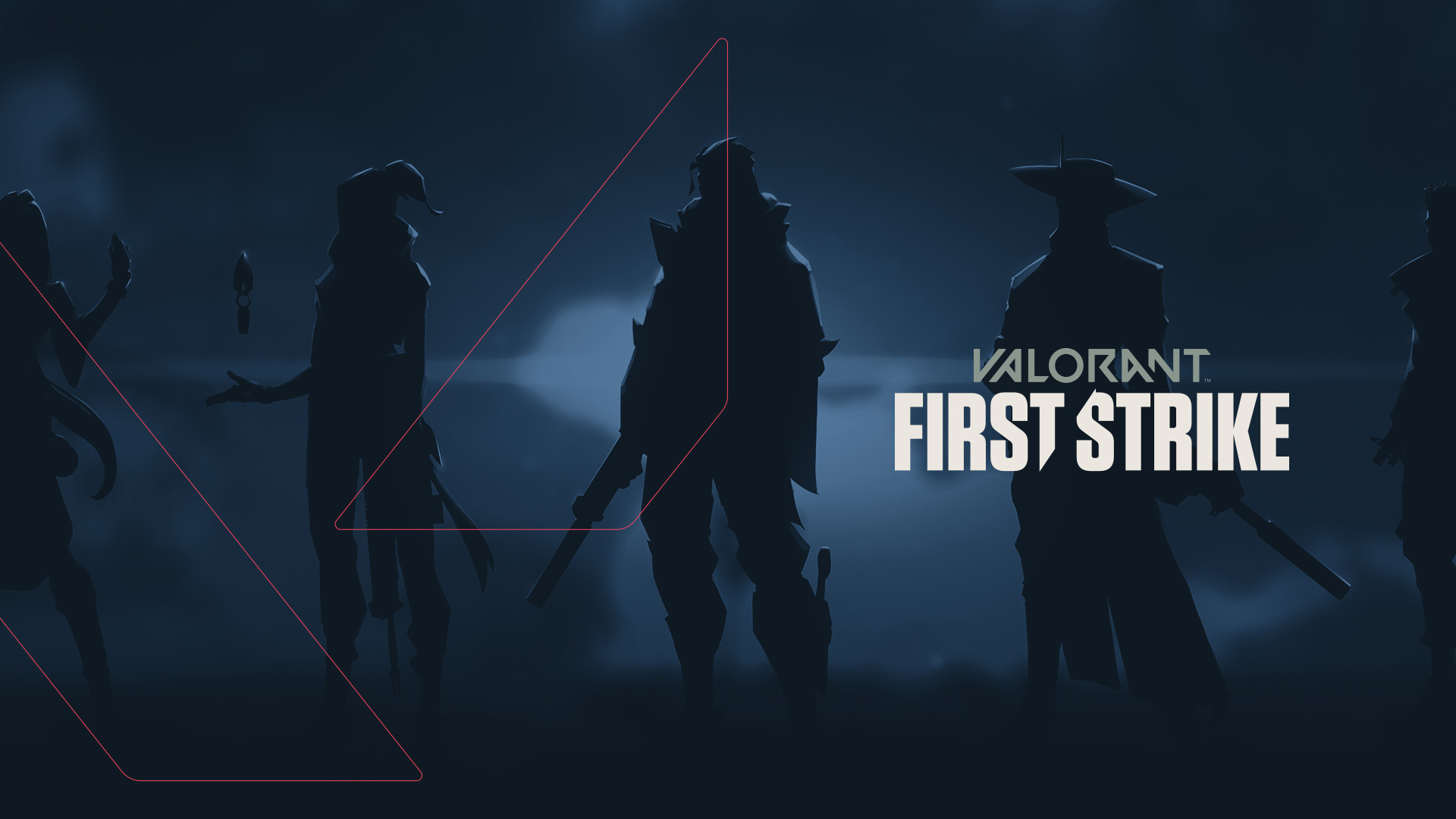 VAL FS Cover Art  Banner - Riot Games reveals debut self-ran VALORANT event, First Strike