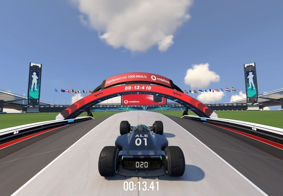 Vodafone in Trackmania - Anzu's CEO on The Clutch victory and immersive ad developments