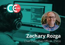 Zachary Rozga, CEO and Founder of THECE