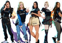 C9 Female Valorant Roster