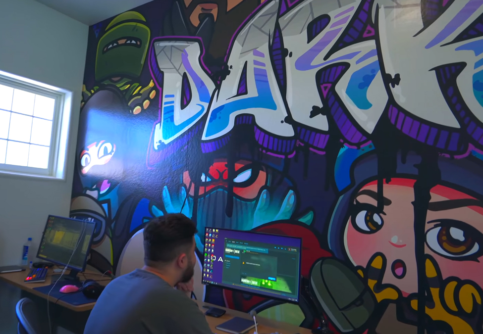 DarkZero Esports Aim Lab