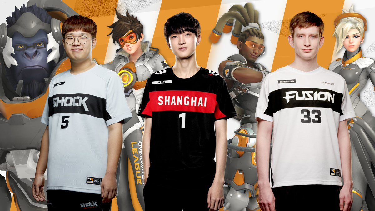 EjllgrtUwAAXzPi - IBM enters esports with Overwatch League data and sponsorship deal