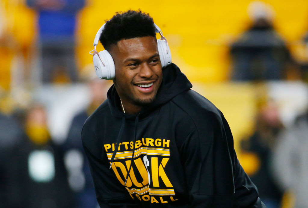 JuJu Smith-Schuster Team Diverge
