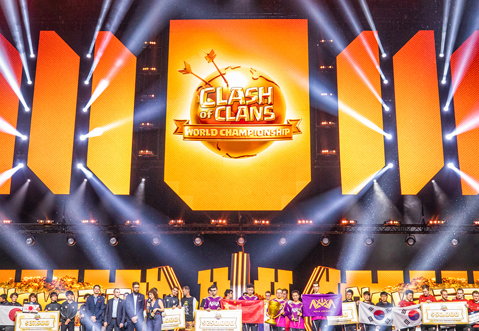 Ross Video Clash Royale World Finals - Ross Video's success story with the Clash Royale League World Finals