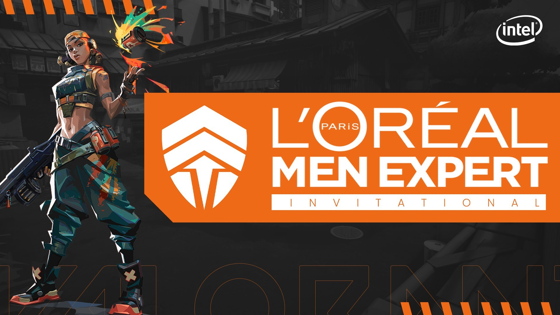 The Chiefs L'Oreal Men Expert Valorant Invitational