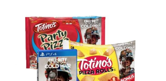 Totino's Pizza Rolls Call of Duty