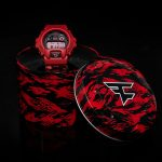 CASIO unveils FaZe Clan G-SHOCK watch