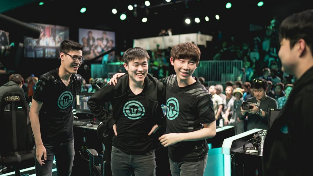 Immortals League of Legends