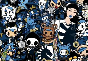Team Liquid tokidoki apparel
