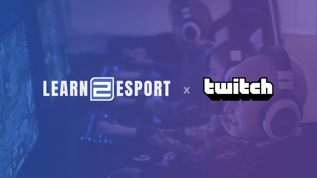image  2  1024x576 - Learn2Esport teams with Twitch for streaming curriculum