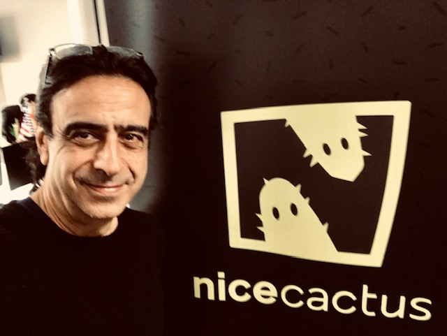 IMG 0748 - Nicecactus: Connecting with an audience of digital natives