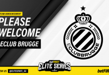 Club Brugge Elite Series League CS:GO Announcement