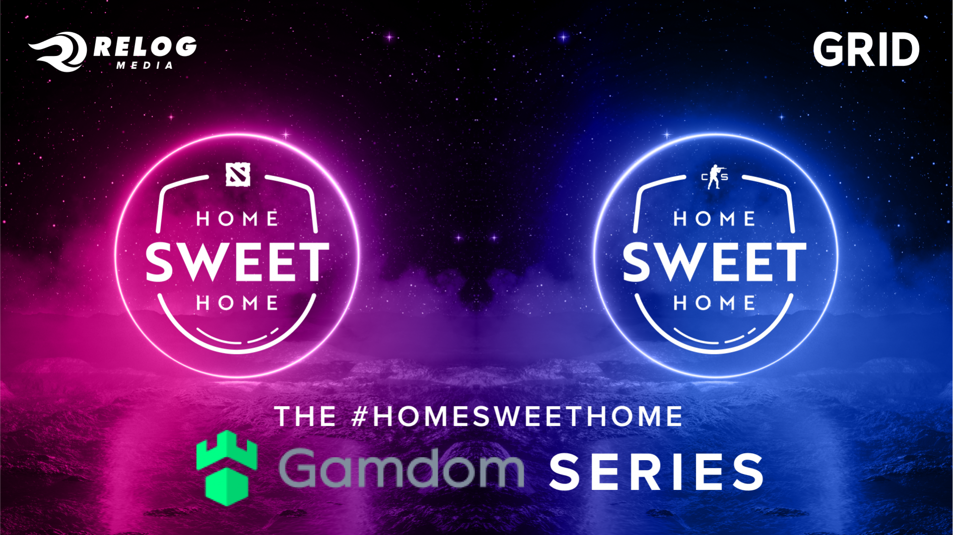 Gamdom named headline sponsor of HomeSweetHome events