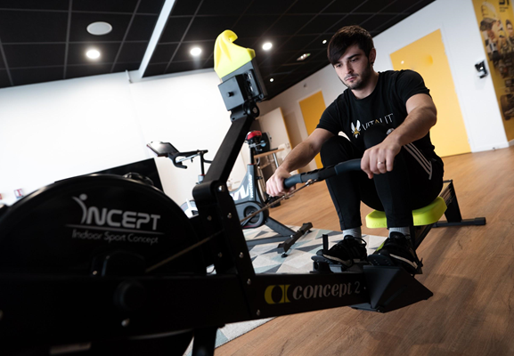 Team Vitality joins forces with Incept to enhance performance centre