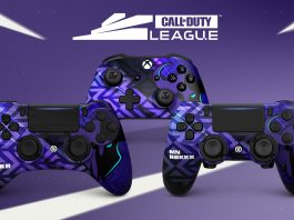 MN ROKKR SCUF controllers