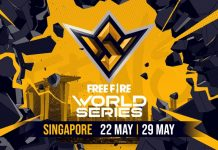 free fire world series