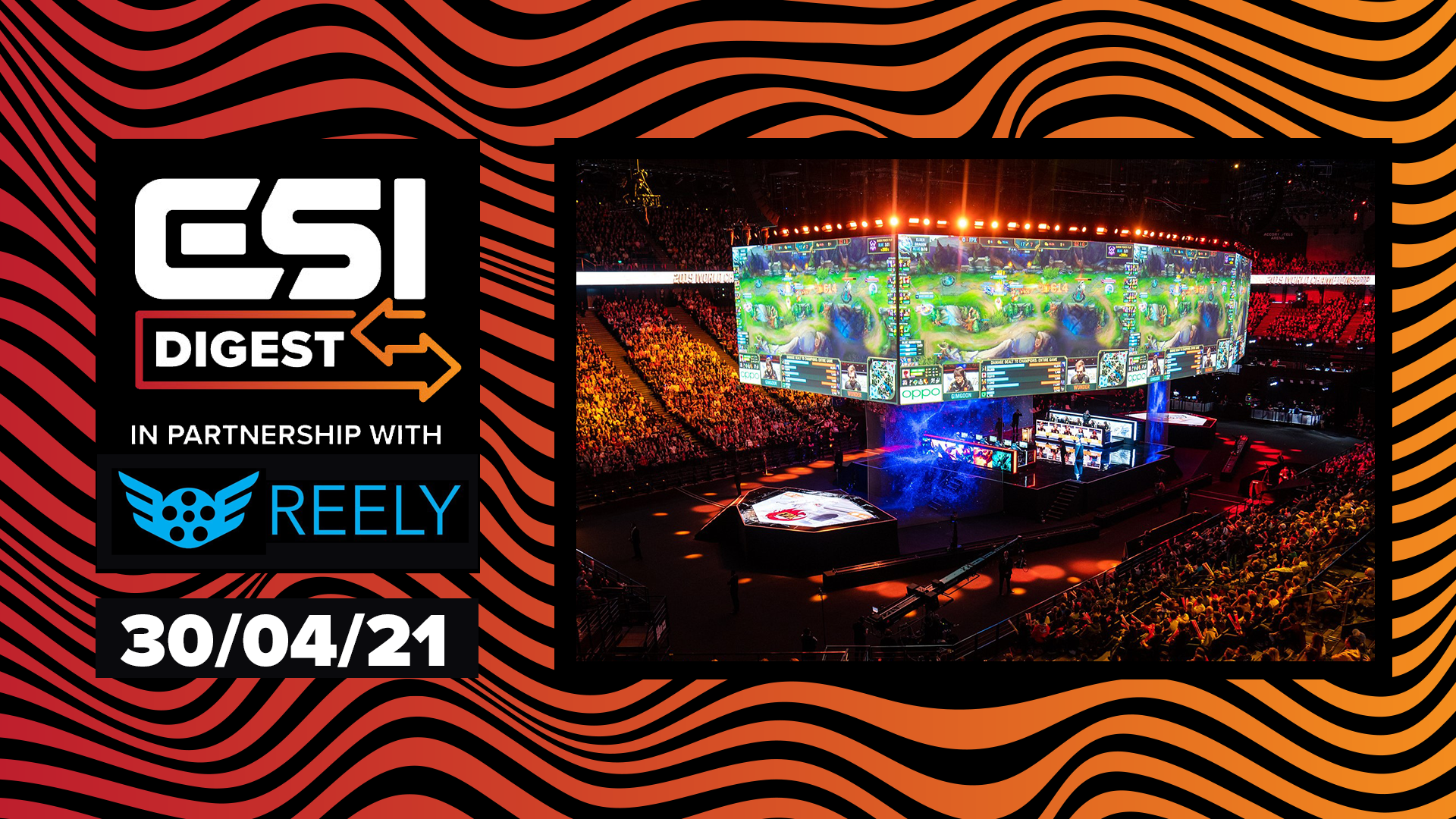 Huya secures Chinese League of Legends deal, ECI launches   ESI Digest #40 thumbnail