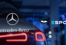 Mercedes-Benz Illuminar Gaming ESPOT Partnership
