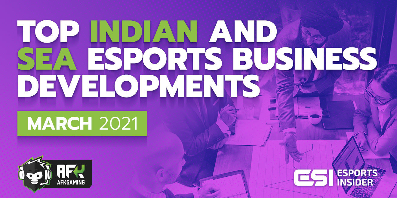Indian SEA esports business