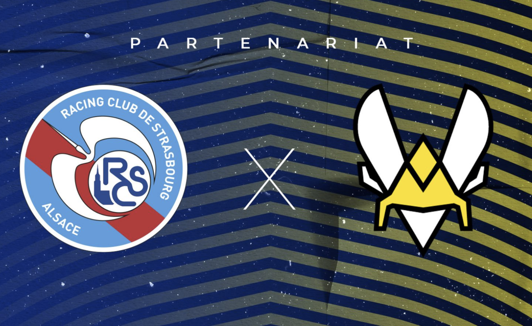 Team Vitality joins forces with Racing Club de Strasbourg Alsace