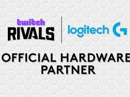 Twitch Rivals North America x Logitech