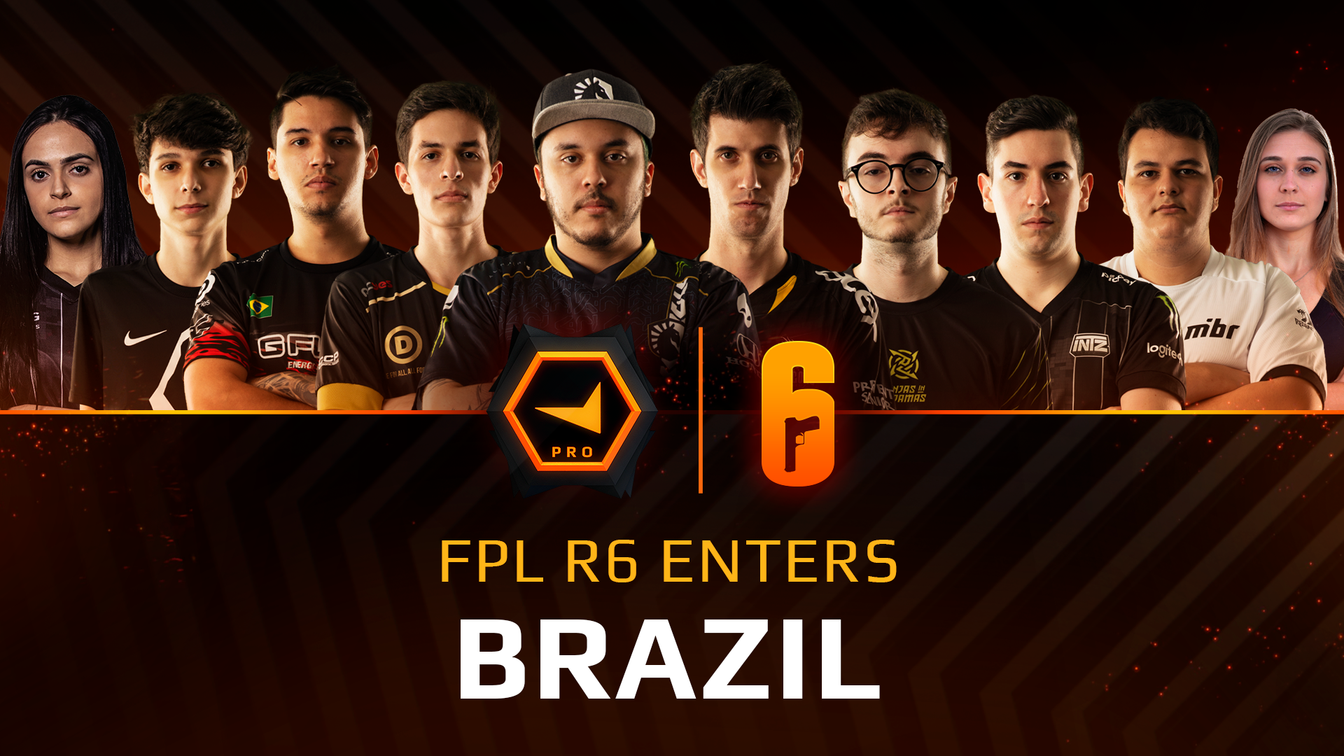 FACEIT and Ubisoft expand Rainbow Six Siege FPL into LATAM