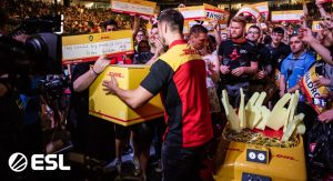 ESL and DHL renew partnership