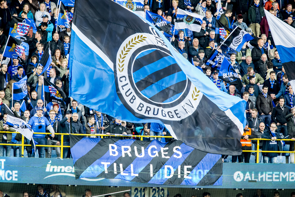 Pro League Crowns Club Brugge Champions As Board Ends Competition Insider Sport