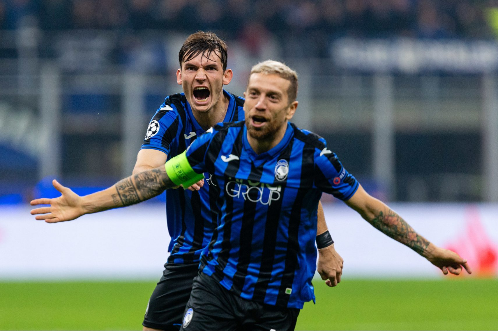 Atalanta Strikes Front Of Shirt Sponsorship Deal With Plus500 Insider Sport