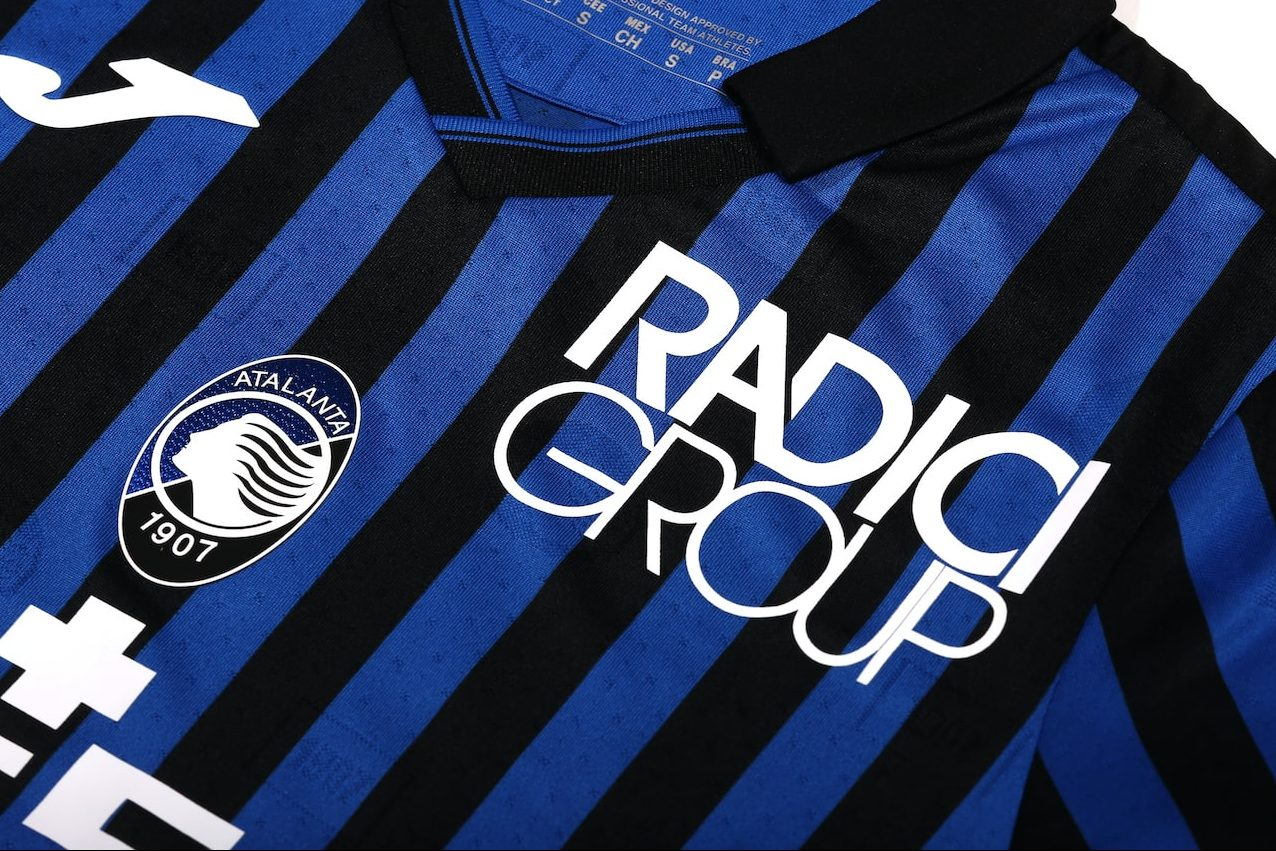 atalanta names radicigroup as the club s heart sponsor insider sport atalanta names radicigroup as the club
