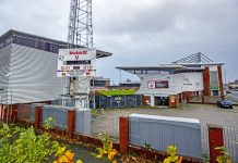 Wrexham AFC's Racecourse Ground
