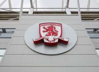 Middlesbrough FC's logo
