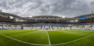 The Juventus Stadium, home to the Serie A giants