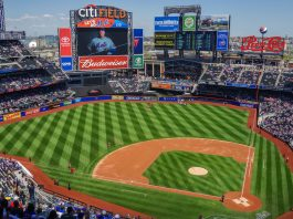 Citi Field, home to MLB franchise the New York Mets