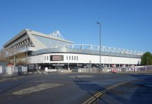 Bristol City's Ashton Gate