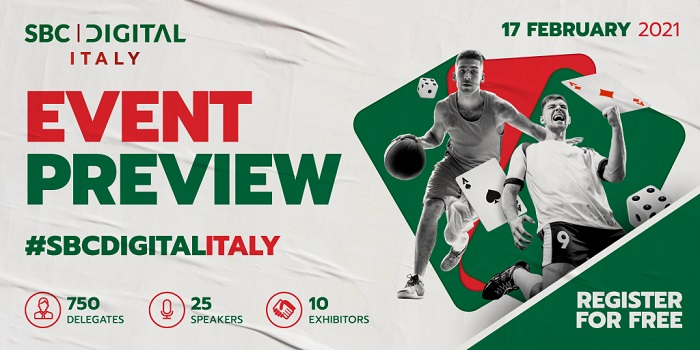 This week's SBC Digital Italy is set to deliver an in-depth analysis of the latest developments in one of Europe's largest betting and gaming markets.