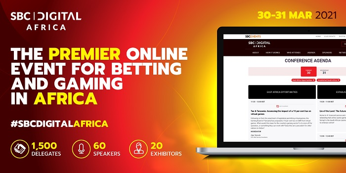 The popularity of mobile betting and gaming in multiple African markets and its impact on operators will be the central theme of SBC Digital Africa.