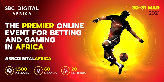 The SBC Digital Africa conference returns on March 30-31 when professionals from the continent's betting and gaming industry will gather to exchange ideas.