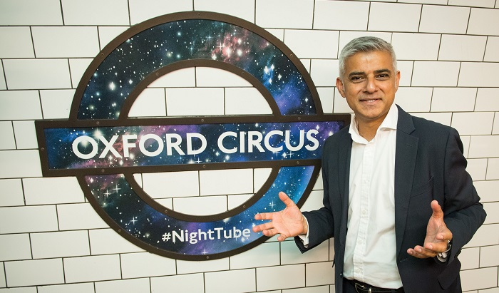 Gambling advertising on the London Underground could be banned under Mayor of London Sadiq Khan's current manifesto pledge ahead of the mayoral elections.