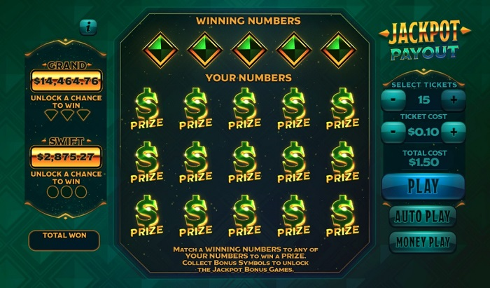 Instant Win Gaming (IWG) has launched its second InstantJackpots-enabled e-instant Jackpot Payout with the Virginia Lottery.