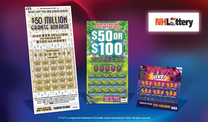 Scientific Games has extended its New Hampshire Lottery partnership with the addition of the Scientific Games Enhanced Partnership (SGEP) program.