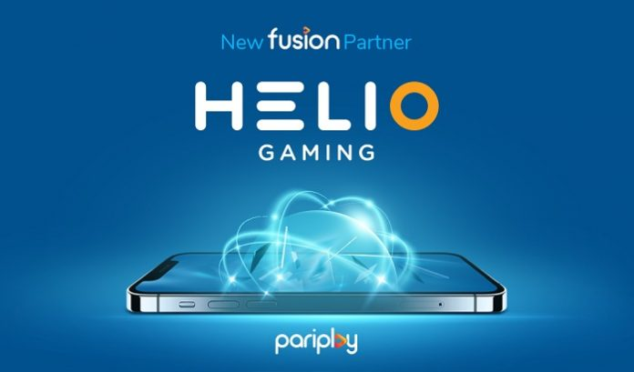 Aspire Global's Pariplay Ltd has added Helio Gaming's RNG lottery-based games to its Fusion platform offering.