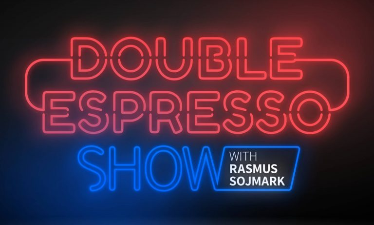 The Double Espresso Show with Rasmus Sojmark