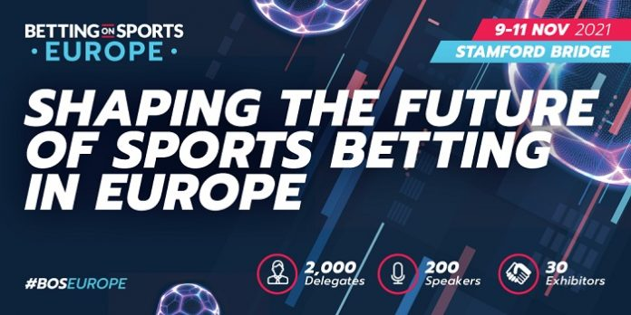 The future direction of sports betting is the central theme of the Betting on Sports Europe 2021, which takes place at Stamford Bridge on 9-11 November.