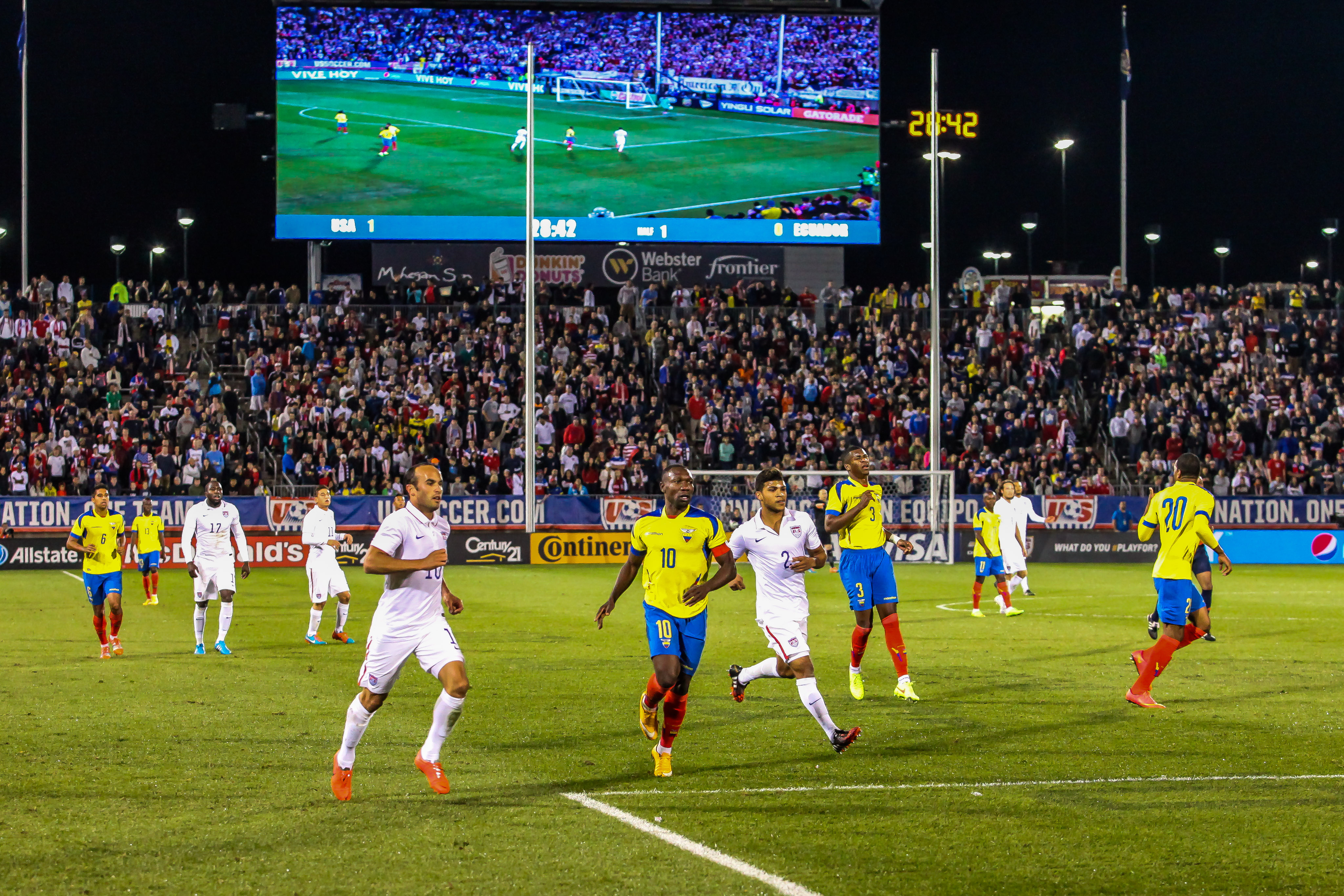 Don Best Sports Why North America Is The Perfect World Cup