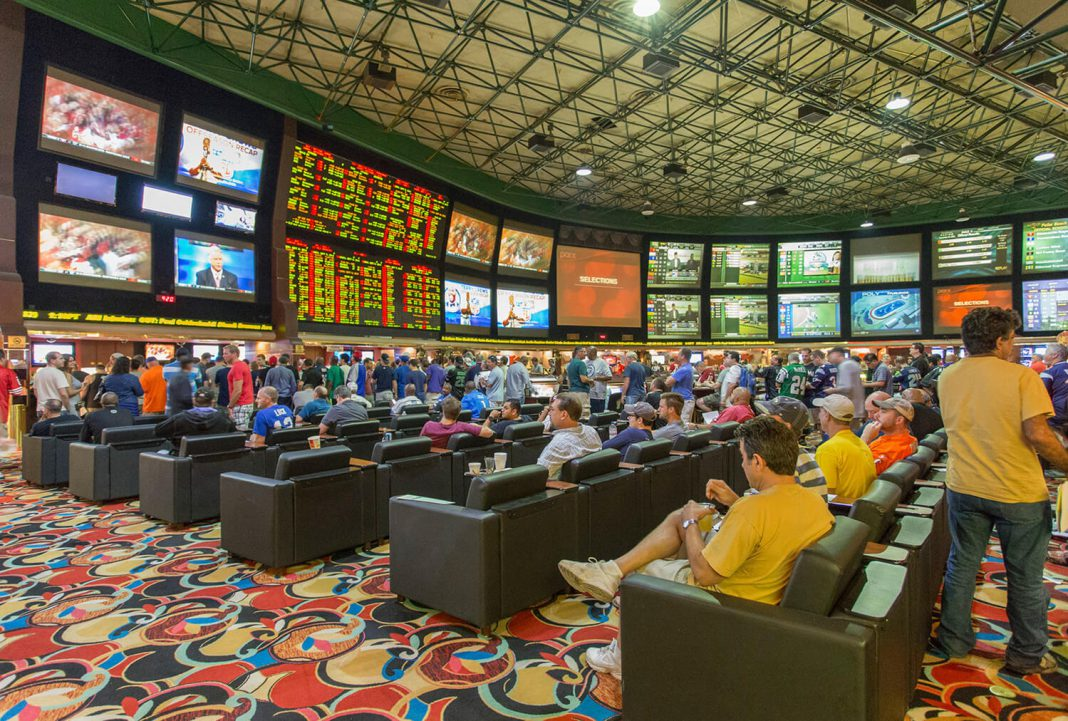 sports betting in the us