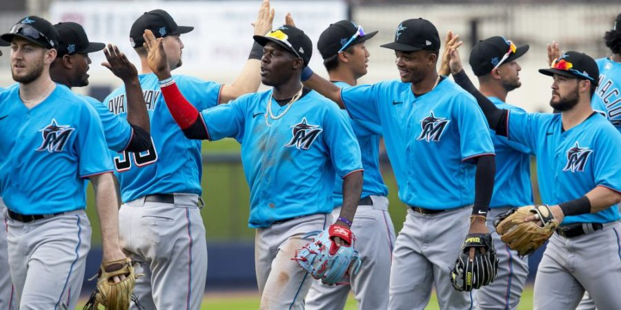 Miami Marlins appoint Monkey Knife Fight as official fantasy ...