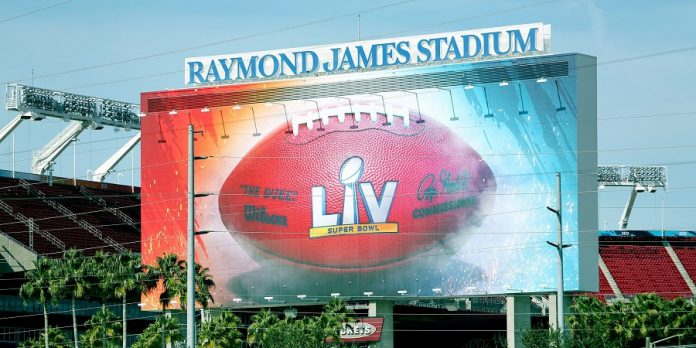 The NFL's Super Bowl LV will be a matchup that features one of the highest over/unders in the big game's history, according to TheLines.