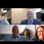 Panellists speaking at the SBC Digital North America on the future of tribal gaming